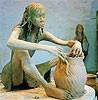 Site de Fanny Ferre. J'aime rendre visite à ses sculptures...
